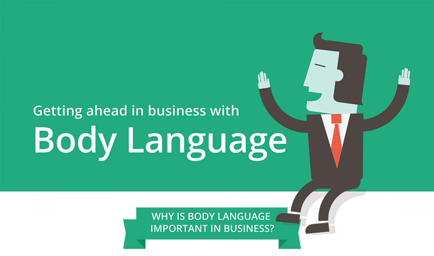 Basics of Business Body Language