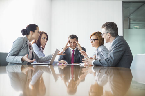 Dealing with Difficult Conversations