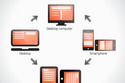 responsive design website