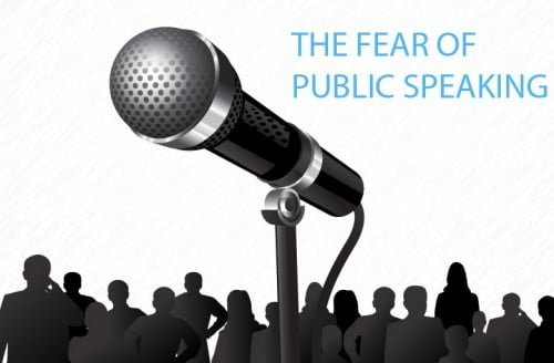 The Fear of Public Speaking