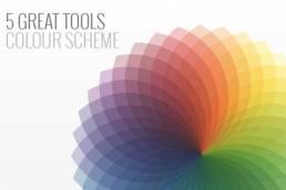 5 tools choose right colour scheme