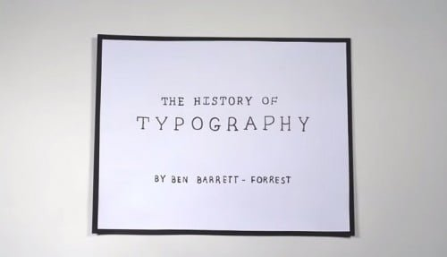 history_of-typography