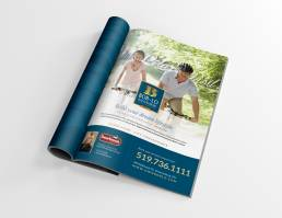 mainstream marketing portfolio boblo HomeBuildersAd ad