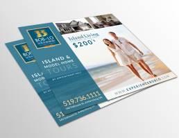 mainstream marketing portfolio boblo flyer splurge ad 2