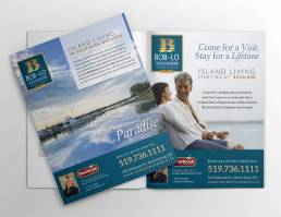mainstream marketing portfolio boblo forever young magazine ad