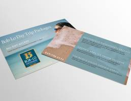 mainstream marketing portfolio boblo postcard 2