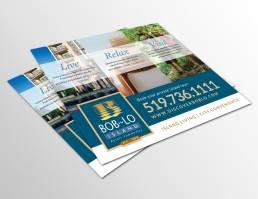 mainstream marketing portfolio boblo tourist guide flyer