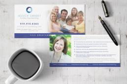 mainstream marketing portfolio jessica swabey post cards