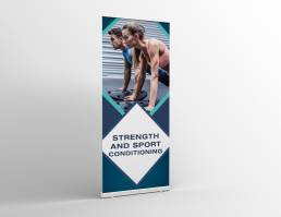 mainstream marketing portfolio js fitness banners