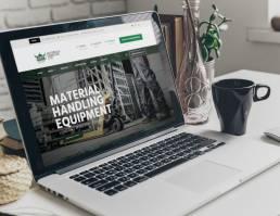 mainstream marketing portfolio king materials handling website