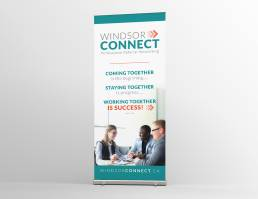 mainstream marketing portfolio windsor connect banner